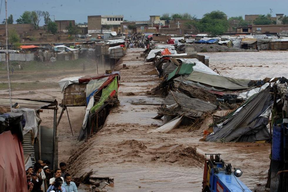 Inundaciones dejan al menos 60 muertos en Afganistán y Pakistán - 8