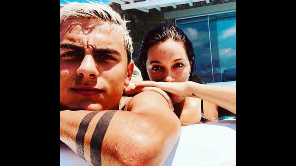 Oriana Sabatini y Paulo Dybala en romántico viaje. (Fotos: Instagram)