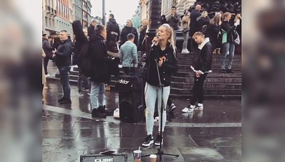 De cantar en las calles a conseguir un contrato discográfico: la historia de Liv Harland. (Foto: @livharlandmusic / Instagram)
