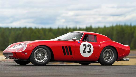 Ferrari solo fabricó  (Foto: Reuters)