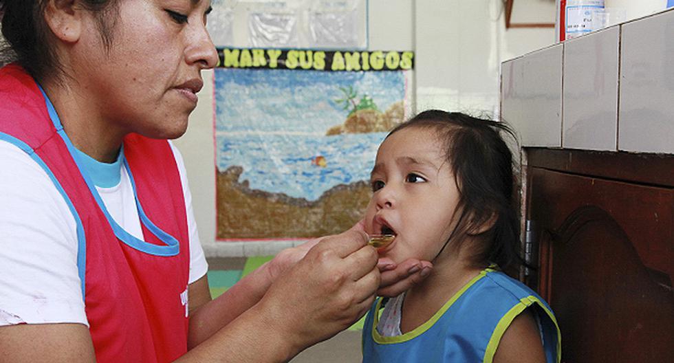 La anemia, el azote invisible que frena el desarrollo de los niños.