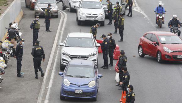 Reporte de fallecidos y casos al cumplirse 75 días de la emergencia. (Foto: Violeta Ayasta / GEC)
