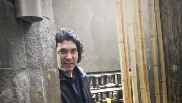 LIMA, 21 DE AGOSTO DEL 2009ENTREVISTA AL CHEF PERUANO GASTON ACURIO EN EL RESTAURANTE LA MAR.FOTO: FERNANDO FUJIMOTO / EL COMERCIO