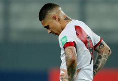 Selección peruana: Paolo Guerrero se refiere a la derrota contra Brasil en las Eliminatorias