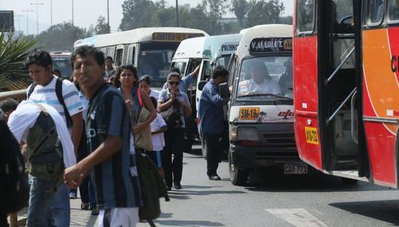 Imprudencia de peatones produce la mitad de atropellos en Perú