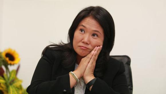 Keiko Fujimori salió en libertad el pasado mes de mayo. Corte Suprema deberá determinar si decide analizar o no, las condiciones procesales por las que se anuló la medida excepcional en su contra en el marco del caso Odebrecht (Foto: Lino Chipana)