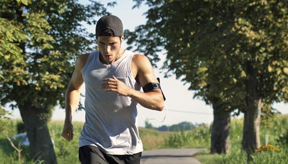 Una de las reglas de este desafío es que debes correr durante más de un minuto (al aire libre) y más de cinco (en trotadora).