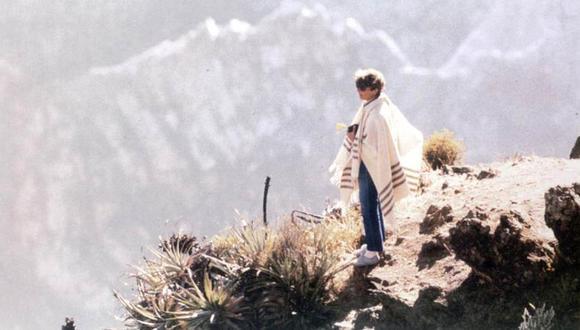 Finales de 1970. Así era Barbara D'Achille, la tenaz periodista que siempre miró al Perú desde las alturas, que es donde se ve mejor.