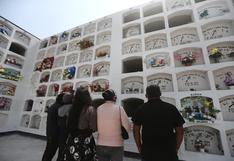 Piura: construyen más de 500 nichos debido aumento de muertes por COVID-19
