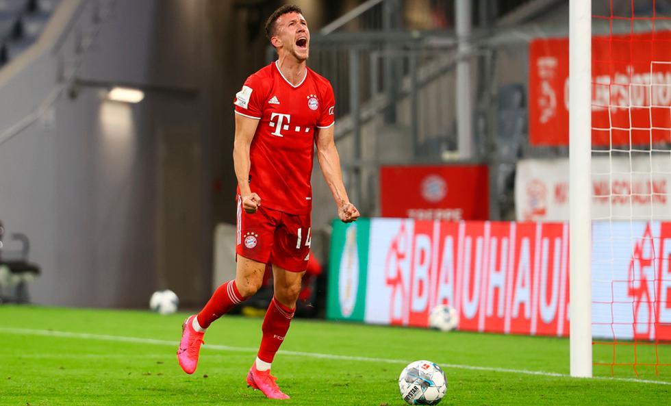 Bayern Múnich avanzó a la final de la Copa Alemana | Foto: AP/EFE/AFP