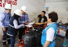 Magdalena: clausuran locales de venta de gas por no cumplir con medidas de seguridad   FOTOS