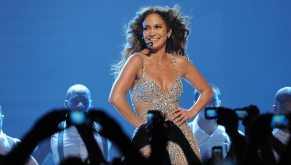Jennifer Lopez asistió al after party de los premios Oscar 2020. (Foto: AFP)