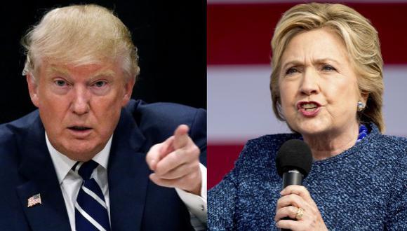 Trump: Es un gran anuncio que FBI vuelva a investigar a Clinton