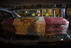 San Isidro: policía que murió tras ser baleado por un detenido recibe homenaje | VIDEO