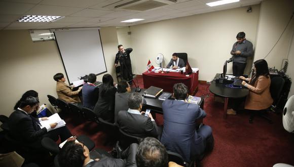La audiencia de control de acusación por el caso Gasoducto se suspendió hasta el miércoles 7 de agosto. (Foto: Mario Zapata Nieto /GEC)