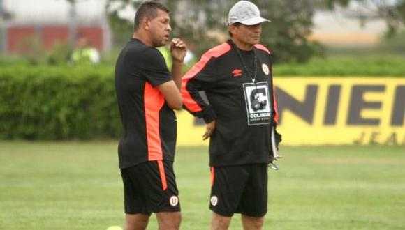 Universitario de Deportes anunció que el comando técnico liderado por Roberto Chale no sigue al frente del primer equipo. (Foto: Facebook de la 'U')