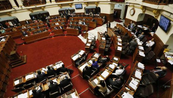 Pleno no debatirá hoy prórroga del aporte de independientes