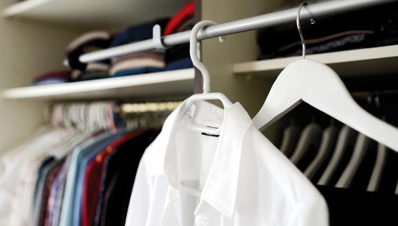 Para eliminar el olor a cerrado no basta con solo abrir el armario. (Foto: congerdesign / Pixabay)