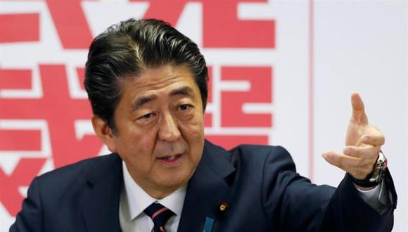 Abe participará en los debates de alto nivel de la Asamblea General de la ONU y las reuniones paralelas que se celebrarán en Nueva York. (Foto: EFE)