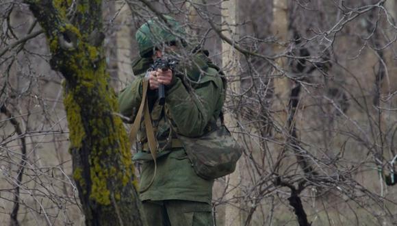Ucrania: El drama bélico de Crimea