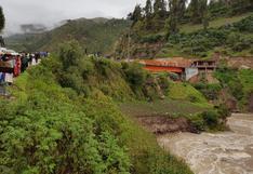 Huancavelica: buzos se suman a labores de búsqueda de desaparecidos en río Opamayo
