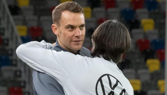 Löw es entrenador de la selección de Alemania desde el 2006. (Foto: AFP)