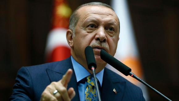 Jamal Khashoggi: Recep Erdogan afirma que la muerte del periodista fue un asesinato planificado por Arabia Saudita. (AFP).