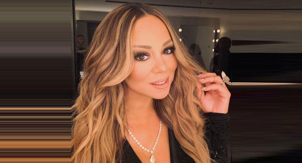 Mariah Carey se mantiene como la megadiva del pop a sus 50 años. (Foto: Instagram)