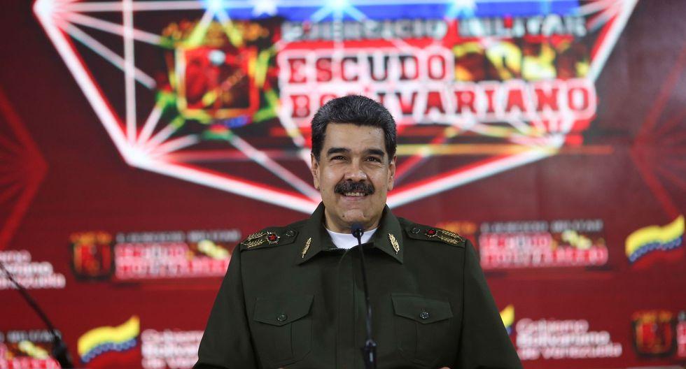 Rusia es el gran aliado del presidente de Venezuela Nicolás Maduro. (EFE).