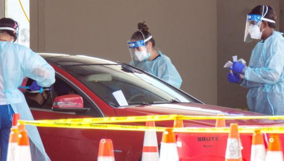 Según los datos de los CDC, en Estados Unidos se han detectado hasta el momento cinco casos de la variante brasileña: dos en Minnesota, uno en Maryland, otro en Oklahoma y uno más en Florida. (Foto: EFE/EPA/CRISTOBAL HERRERA-ULASHKEVICH/Archivo)