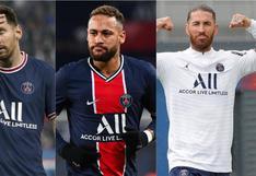 El drama del PSG: las lesiones, el rival más duro para disfrutar de su dream team