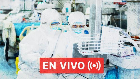 Coronavirus EN VIVO en el mundo | Sigue aquí EN DIRECTO las últimas noticias y conoce las cifras actualizadas de la pandemia COVID-19 en todo el mundo, HOY martes 01 de setiembre de 2020. (Foto: Diseño El Comercio)