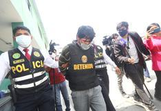 Feminicidio en Canta: dictan nueve meses de prisión preventiva contra sujeto que mató a expareja