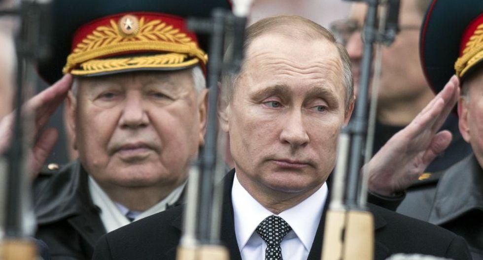 Los nuevo métodos que Vladimir Putin usará para luchar contra el terrorismo. (AP)