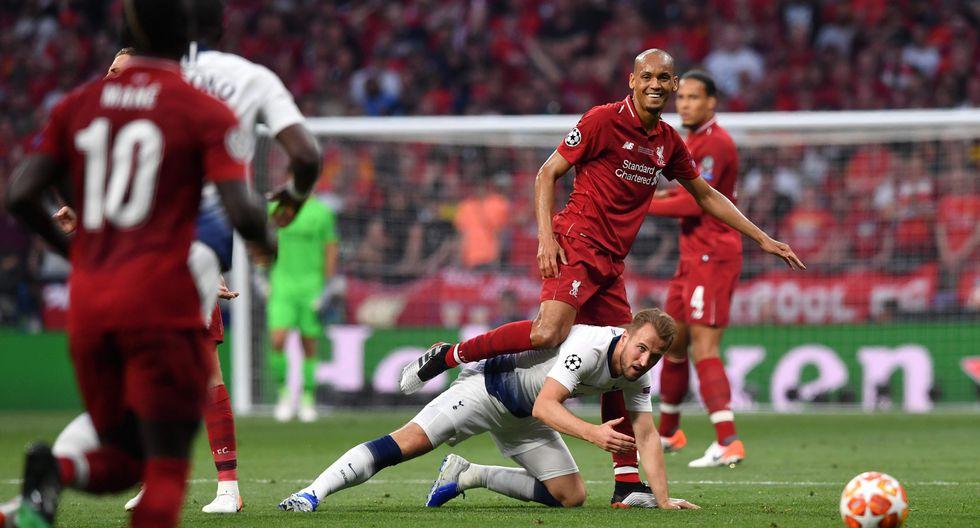 Liverpool vs. Tottenham: mira las mejores imágenes de la final de la Champions League. (Foto: AFP)