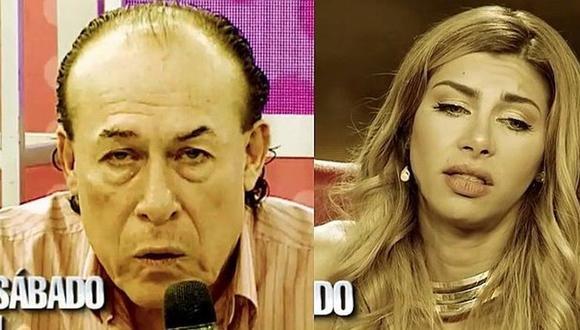 'Yuca' y Xoana Gonzales contarán su verdad en el sillón rojo de El valor de la verdad (Foto: Latina)