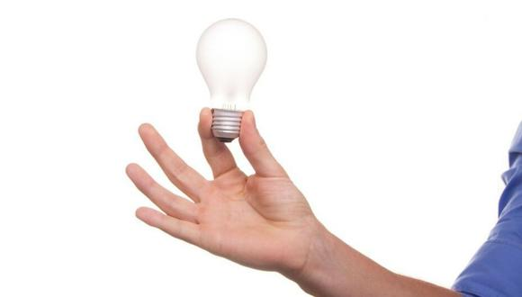 Cuida y ahorra la energía. (Foto: Difusión)