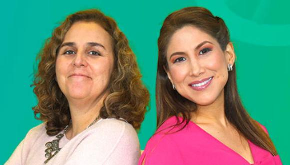 """TV Perú estrena """"Cuerpo Médico"""", su nuevo programa conducido por Patricia García y Jennifer Cerecida. (Foto: Captura de pantalla)"""