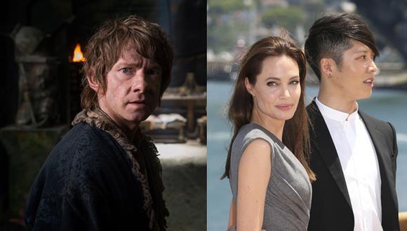 """Angelina Jolie y """"Unbroken"""" no pudieron contra """"El Hobbit"""""""