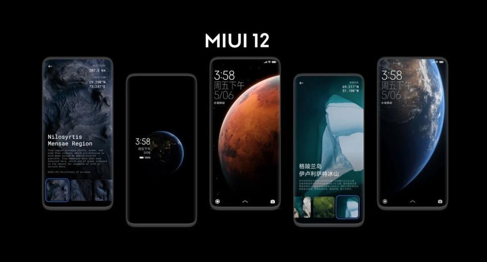 ¿Tu celular recibirá MIUI 12? Conócelo en el siguiente listado de Xiaomi. (Foto: Xiaomi)