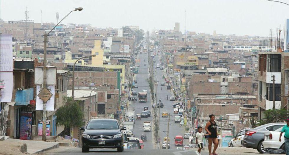 Municipalidad de Lima inicia ampliación de Av. Miguel Iglesias - 1
