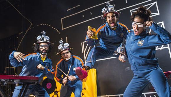 Pablo Saldarriaga estrena Los Q'upas en el teatro La Plaza