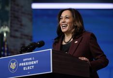 Harris renuncia como senadora y Biden ayuda a ONG a 2 días de su investidura