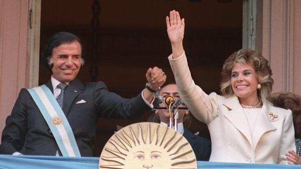 Menem fue el primer presidente en 50 años en lograr el consenso nacional para reelegirse. Lo que pasó después no fue tan exitoso como lo que ocurrió antes. (AFP).