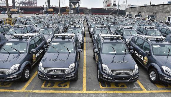 Congresista Mercedes Aráoz investigará la compra de patrulleros