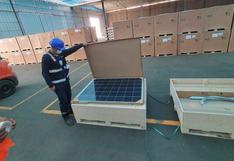 Vacuna COVID-19: Minsa envía 290 congeladores solares a Loreto y Amazonas para asegurar cadena de frío