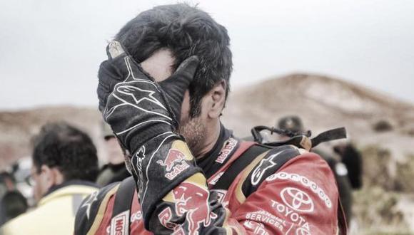 Rally Dakar 2017: Nasser Al-Attiyah abandonó la prueba