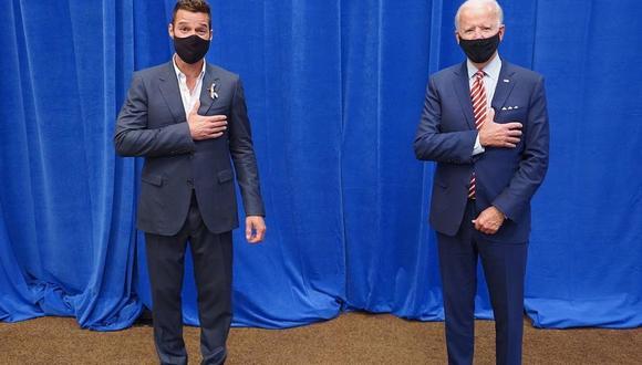 "Ricky Martin sobre apoyo de algunos latinos a Donald Trump: ""Da miedo ver su entusiasmo"". (Foto: @Ricky Martin)"