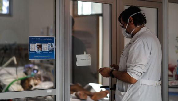 Coronavirus en Argentina   Últimas noticias   Último minuto: reporte de infectados y muertos hoy, domingo 9 de agosto del 2020   Covid-19   (Foto: EFE/ Juan Ignacio Roncoroni).