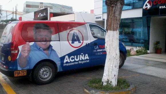 Abren investigación a Acuña por presunto uso político de UCV